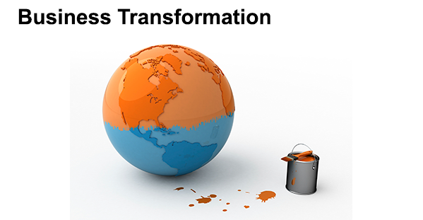 Achieving Business Transformation through IT