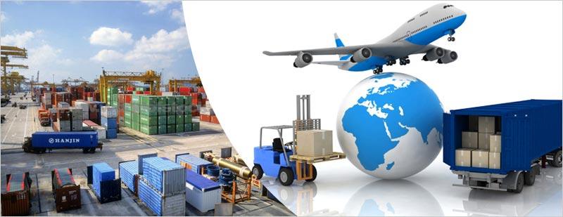 Global shipments