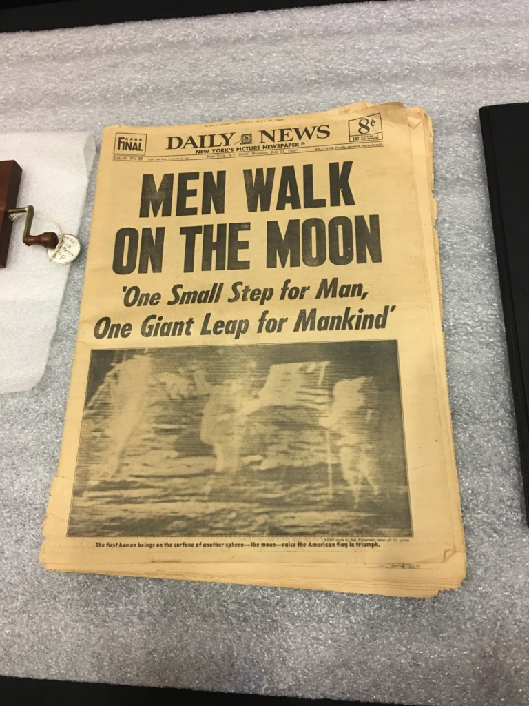 Digital Transformation: Could we put a Man on the Moon - Today?